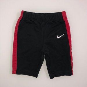 NIKE Infant Athletic Jogging Bred Shorts